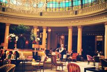 Site inspection + Lunch @ Westin Palace Madrid / by Madrid & Beyond