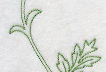 Vyšívání  - Machine Embroidery