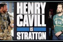 Henry Cavill is Stratton / Bearded Henry Cavill in the uniform of SBS operator John Stratton,  GFM Films announced that the start of filming is scheduled for June 2nd, 2015