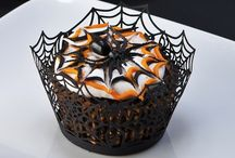 Spooky Cupcakes / by Ashley