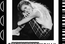 PROJECT #BEYOUROWN WOMAN