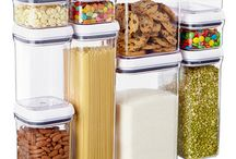 My Wish List of OXO Organization Tools / What I like to use for an organization of my new kitchen.