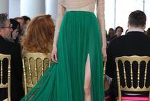 Green dresses 2017