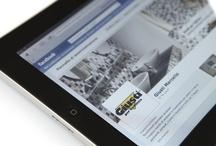 Realizzazione pagine social per Giusti per l'edilizia