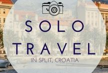 CROATIA SUMMER 2015 / Getting to know my own country a bit better this summer. Top spots and secret beauty. Follow the adventure on www.mywelltraveledfriend.com