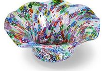 Don't Break It!!!! / beautiful china and porcelain and also fun glass like fused and mosaic / by Karen Lawton
