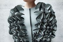 Fashion - structures and material