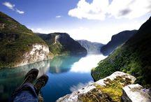 Travel: Norwegian Fjords Long weekend