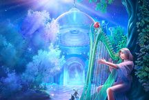 harp artist