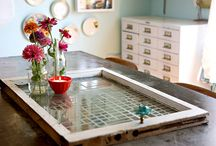 Decorating the Home / Board under construction - breaking down into new boards for easy viewing! / by Jinni Zieleniewski