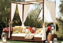 Outdoor spaces / by Christine Coates