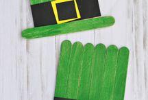 St. Patrick's Day / St. Patrick's Day Party | St. Patrick's Day Ideas | St. Patrick's Day Decor