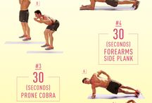 Exercise Plan - stomach