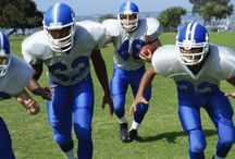 My Football Player / by Vanessa Barawed