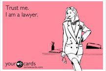I am a lawyer