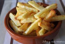 patatas fritas sl horno