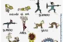 Niños del yoga