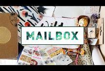 ✦ Dunkelgefunkels Mailbox / Hier findest du alle kreativen Happy Mails von Dunkelgefunkel