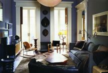 Rooms for Men / Spaces with a masculine edge / by Decorative Traces