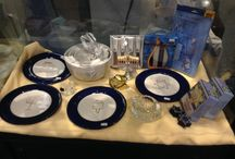 Chanukah/Hanukkah / Chanukah gifts in our store front.