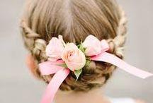 Bridesmaid hair / Ideas for bridesmaid hair options please