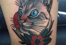 Tattoo artist-Steve Wood