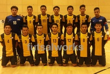We Love Malaysian National Futsal Team