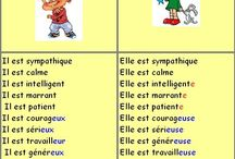 Teaching - French
