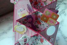I heART handmade cards