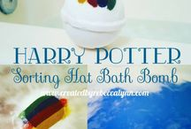 Harry Potter Bath Bomb / We had nearly 1 million views of the video we shared of the Harry Potter Bath Bomb on Facebook, so here's a whole board dedicated to all things Harry Potter Bath Bomb related!