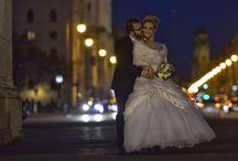 greek wedding / shoot at night