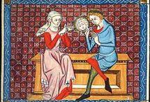 Medieval mirrors