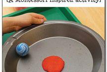 Montessori evren