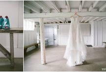 "1915 Barn / Indoors for a true ""barn wedding""."