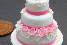 Miniature taart & cake / Miniature