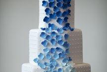 Kék esküvő - Blue wedding