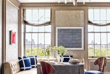 Interiors We Love / Our favorite designers use antiques in fresh and often unexpected ways.