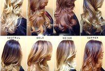 tonos d cabello