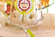 Party Ideas- Elf Christmas Party / by Julie Price
