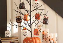 Halloween / Decorazioni per la casa e la tavola