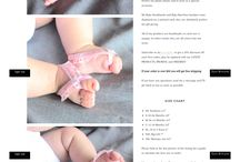 Barefoot Sandals - Store Product Pages