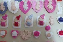 Hediyelik / El yapımı hediyelik sabunlar