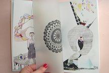zine ideas / by Laura Reiss