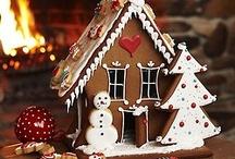 I love holiday season / by Brooke Mcintyre