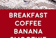 Smoothies and drinks (inspiration) / Healthy smoothies, coctails, drinks, coffee and tea ideas