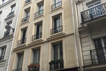 Paris immeuble 1900