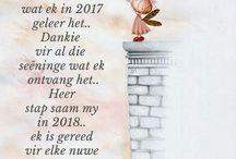 nuwe jaar 2018