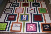 T-shirts Quilts / by Lynelle Kukowski