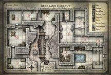 mapas D&D