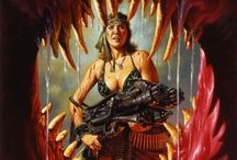 The works of Joe Jusko